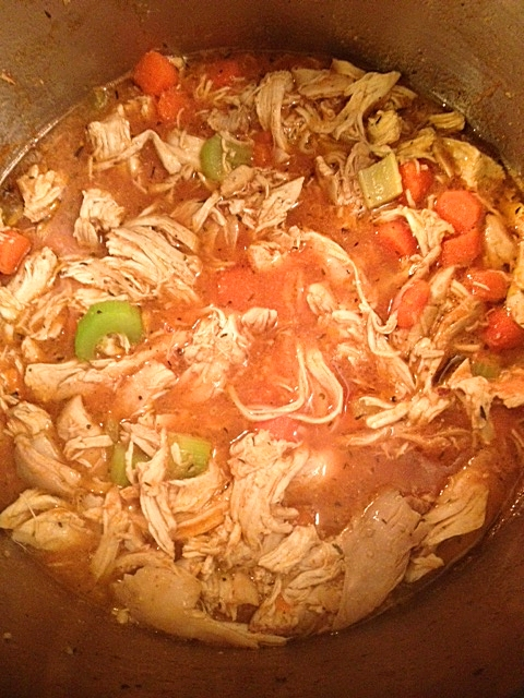 Chicken Stew for the Soul