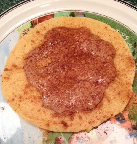 Pancakes That Won't Weigh You Down? Yup!