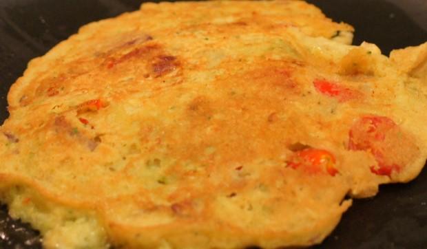 veggie pancakes