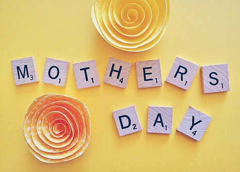 Mother's Day Message and Sweet Recipes