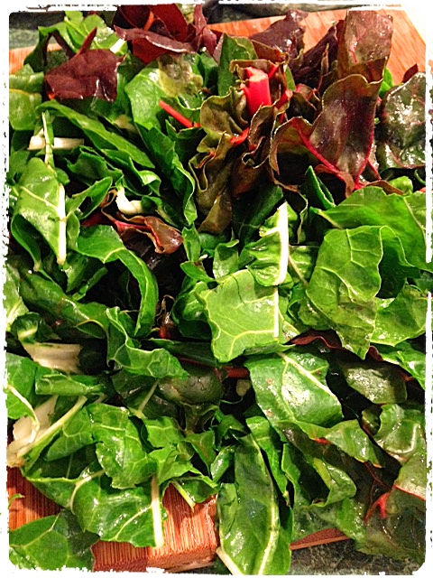 Loving Your Leafy Greens (before they get brown)