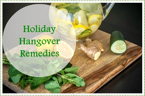 Holiday Hangover? 5 Delicious Detox Drinks to Replenish and Revive