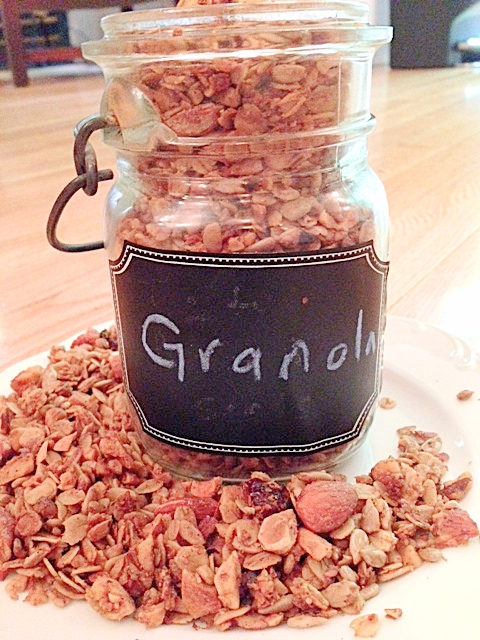 Upgraded Granola – Better Than Storebought