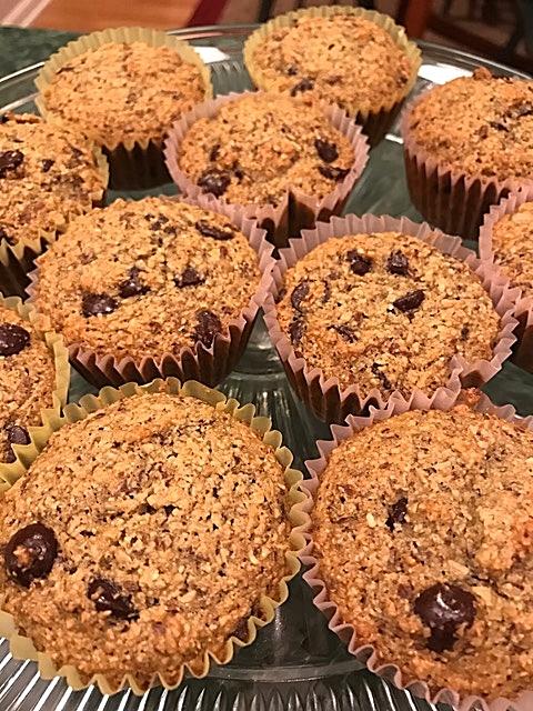 Jane vs Shoprite's Chocolate Chip Muffin