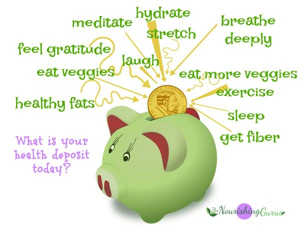 "What is your ""health balance""?"