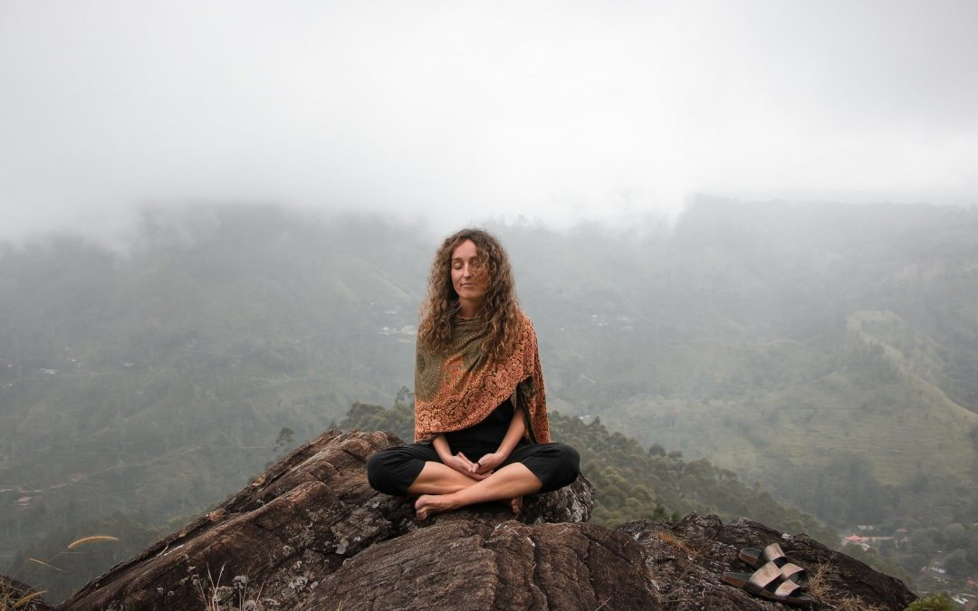 Why meditation is crucial in midlife